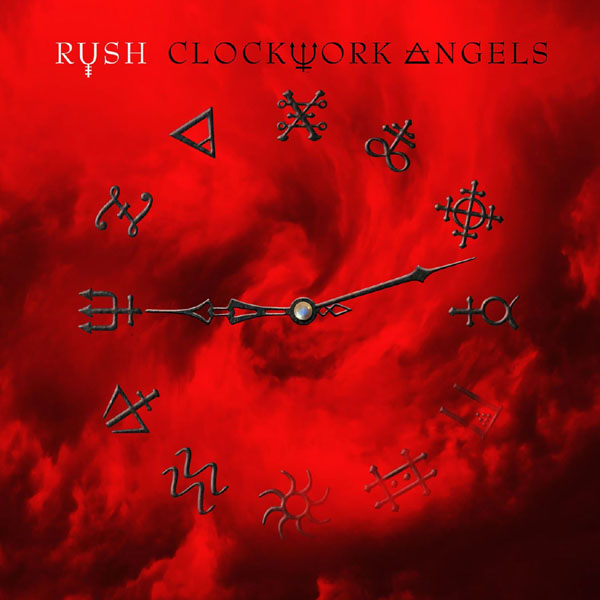 click to order Clockwork Angels