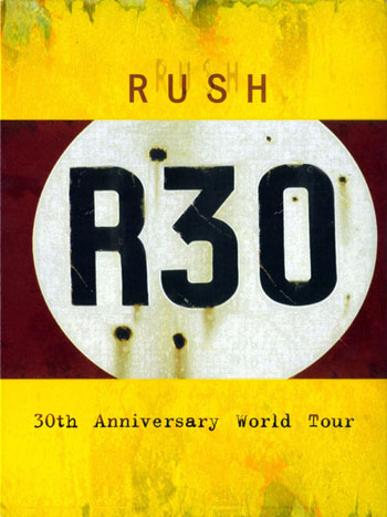 R30: 30th Anniversary World Tour, click to order