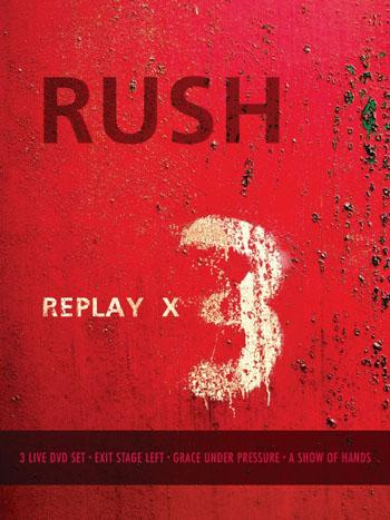Replay X 3