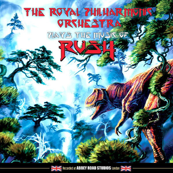 click to order Royal Philharmonic Plays Rush