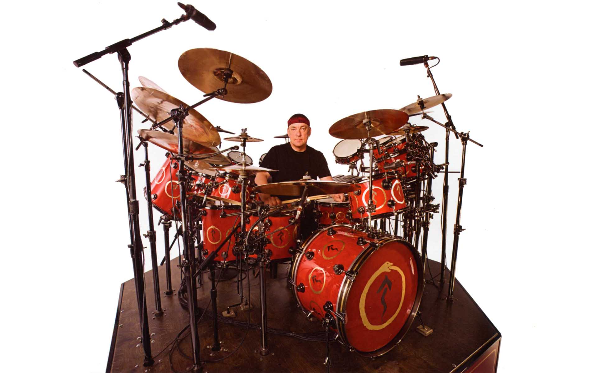 The Heart And Soul Of A Drumset By Neil Peart