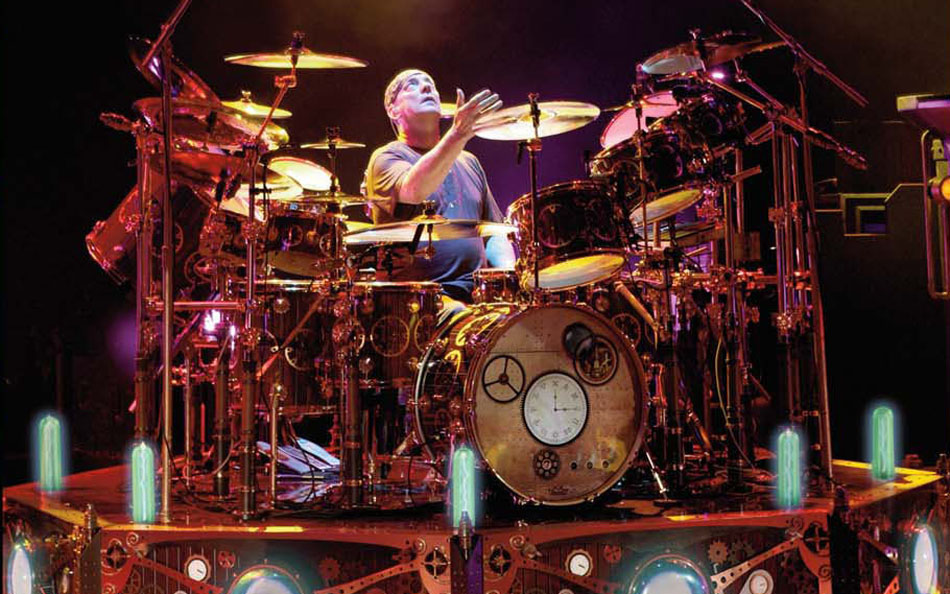 Taking Center Stage: A Lifetime of Live Performance                            by Neil Peart