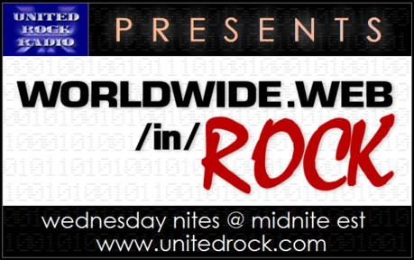 Double DJ and United Rock Radio Present: Worldwide Web in Rock